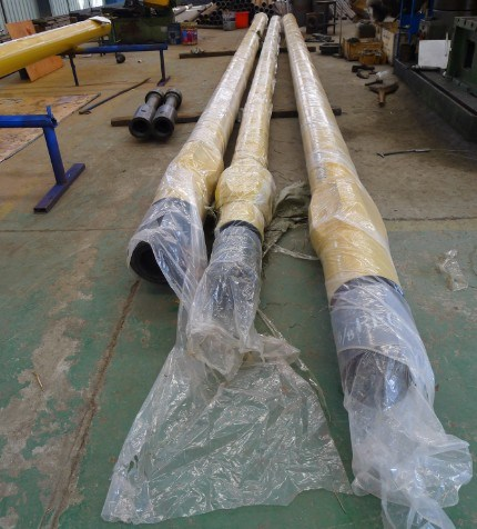 "API Standard Drilling Tool 3 1/2"" Downhole Mud Motor"