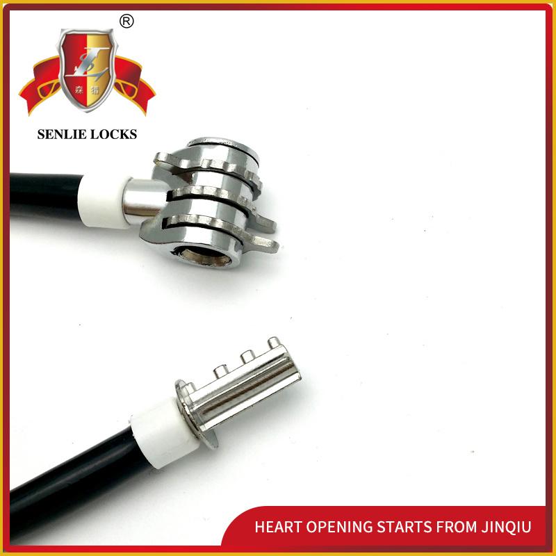 Jq8301-1 Bicycle Lock Motorcycle Lock Password Lock