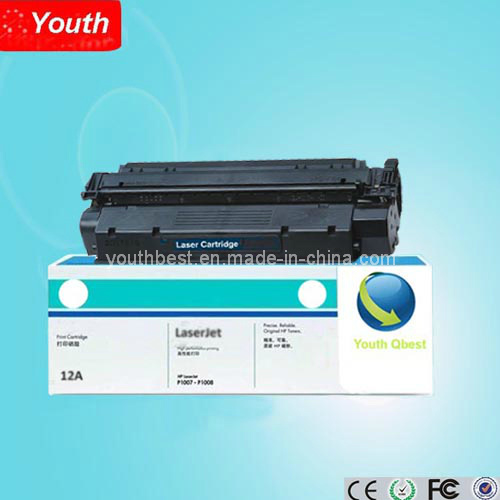Compatible Laser Toner Cartridge for HP Printer Q2612A