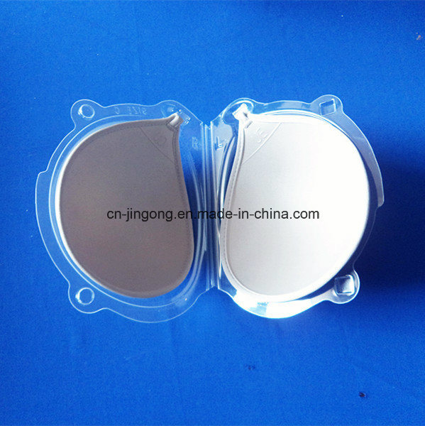 Clear Blister Packing Box for Bra Plastic Packing Box for Wedding Bra Clear PVC Blister Packing Box