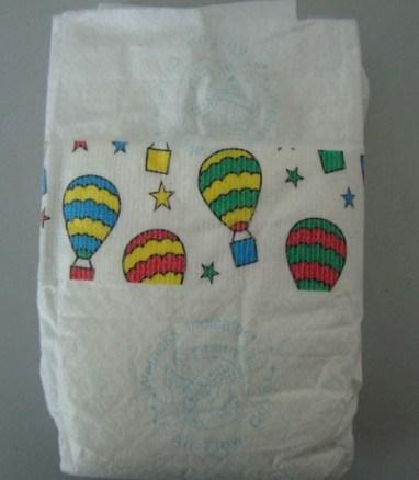 Unique Soft High Absorbency Disposable Baby Diaper (S/M/L/XL)