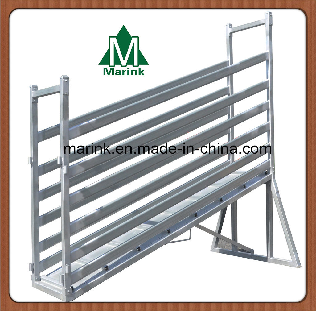 Slope for Cattle / Cow Livestock Equipment Loading Ramp