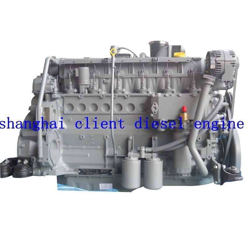 Brand New Deutz Diesel Engine