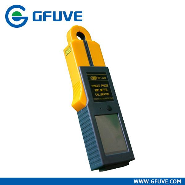 Gf112b Portable Single Phase Meter Calibrator
