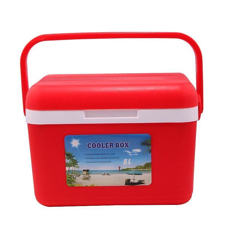 8L Large Plastic Food Warmer/Cooler Box