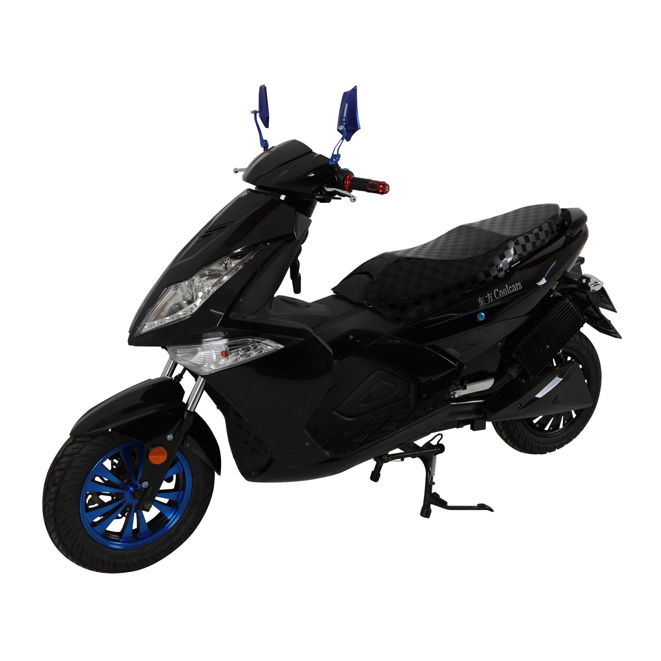 2000watt Fast Speed Electric Racing Scooter Motorbike