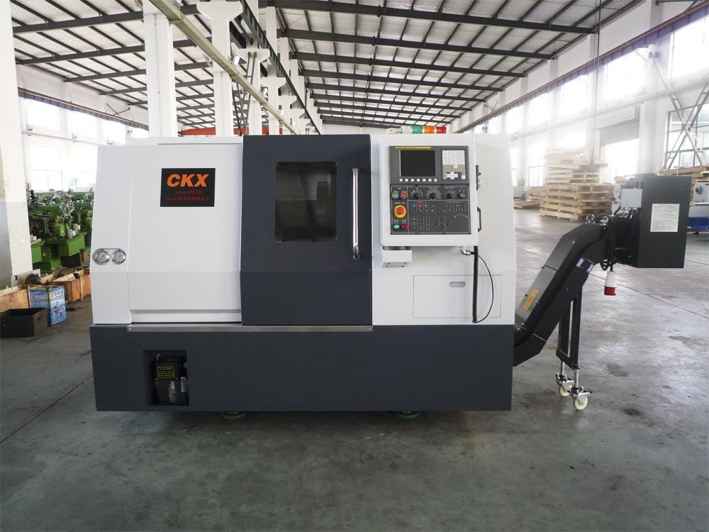 CNC Lathe Machine (CKX6140/CKX6150)