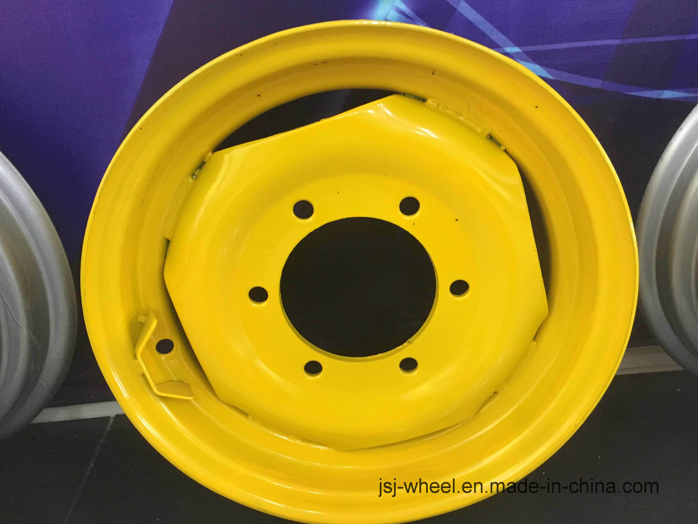 Wheel Rims for Tractor/Harvest/Machineshop Truck/Irrigation System-12