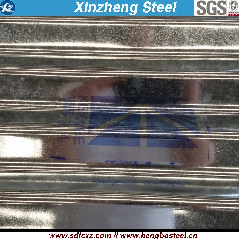 (0.125mm-0.8mm) Galvanized Steel Sheet/ Galvanized Corrugated Sheet/ Galvanized Roofing