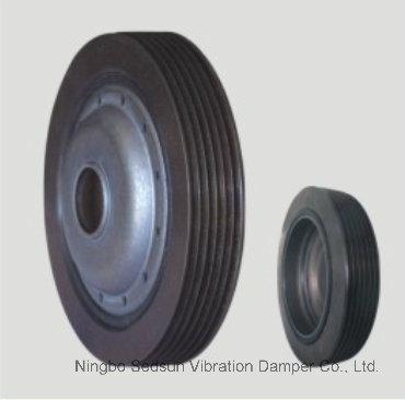 Crankshaft Pulley / Torsional Vibration Damper for Renault 8200392683