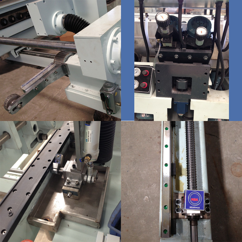 Straight Line Double Edging Glass Machine (FSM2025B)