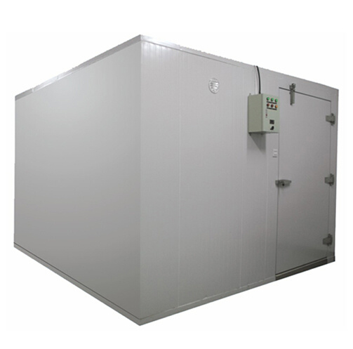 Cold Storage Room for Milk and Fish