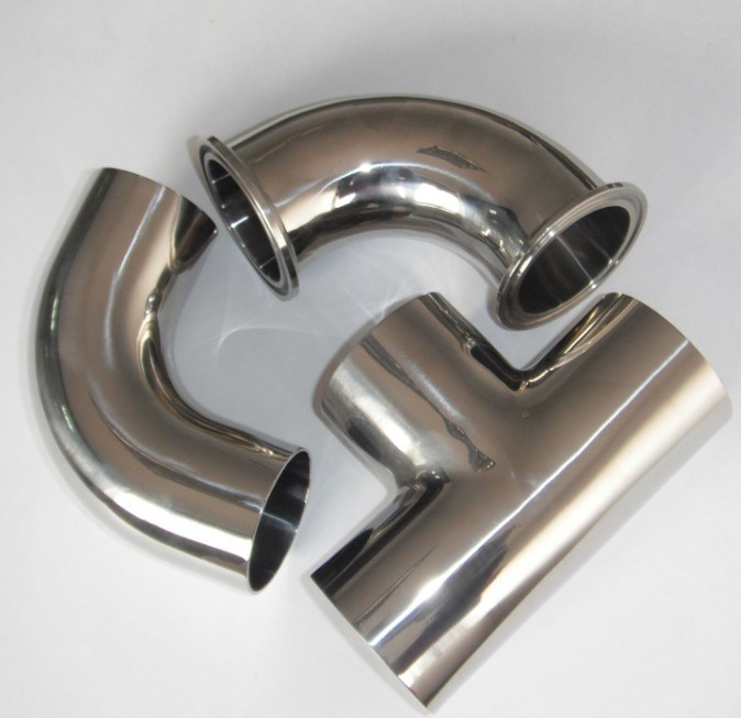 Ss304/Ss316/Ss316L Thread/Weld/Clamp Sanitary Pipe Fittings