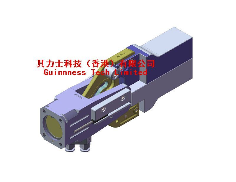 Robot Clamps Intelligent Production Gripper with Customerized Modules