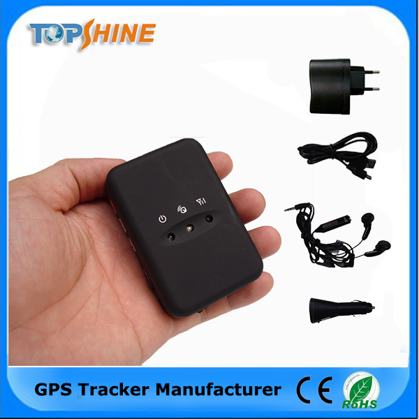 Low Power Consumption Mini Hand Held Pet&Animal&Dog&Cat&Kids Tracker (PT30)