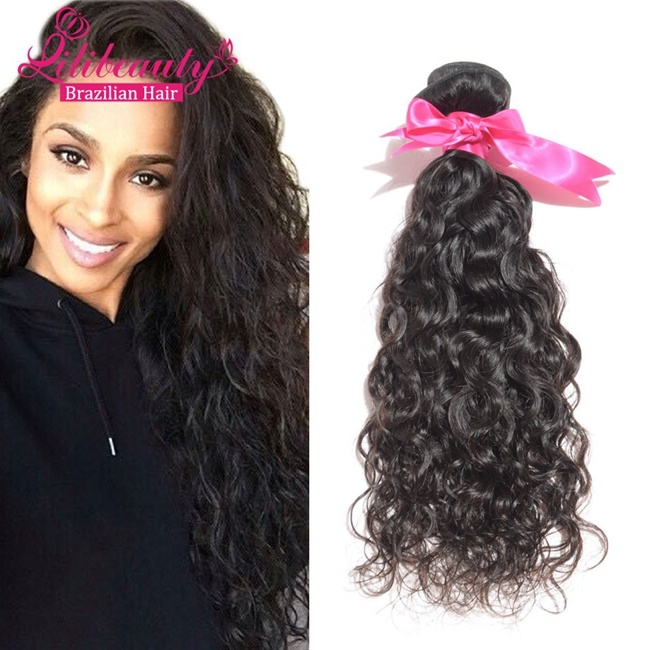 Natural Wave Raw Remy Hair Brazilian