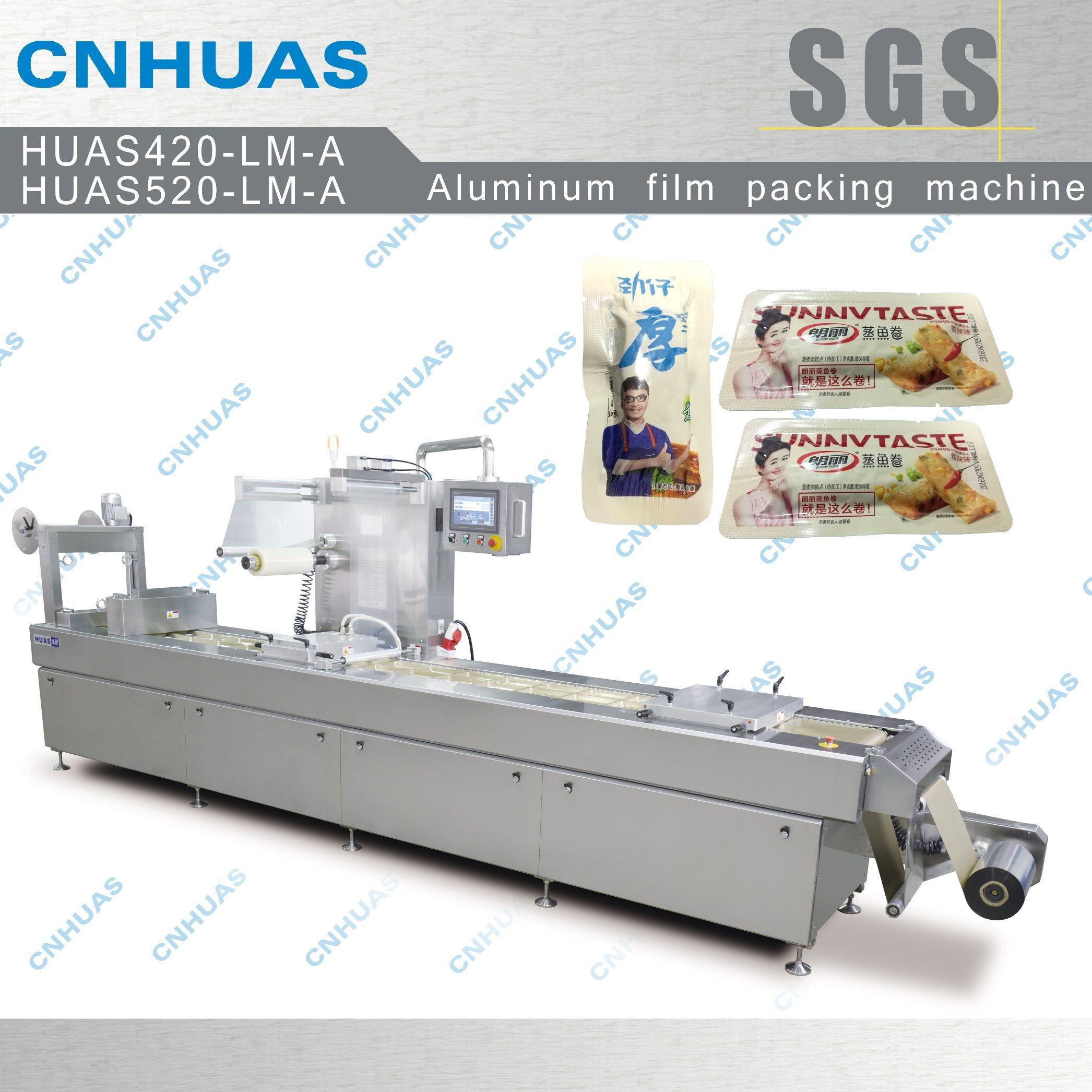 Automatic Aluminum Foil Vacuum Packing Machine