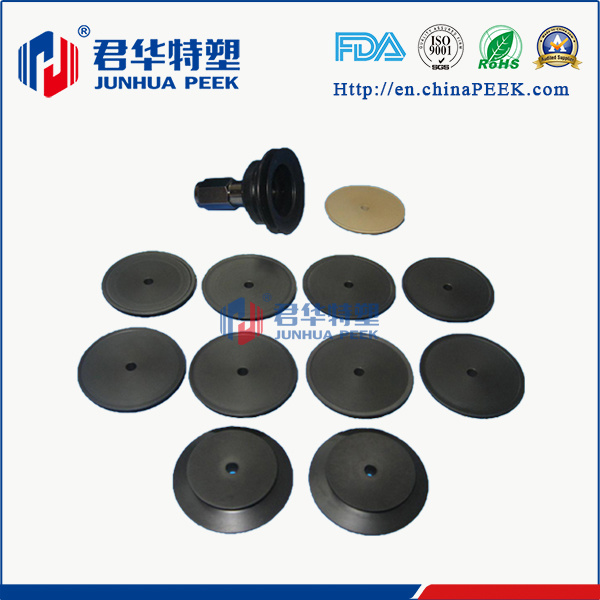 Peek Inserts for The Semiconductor Industry
