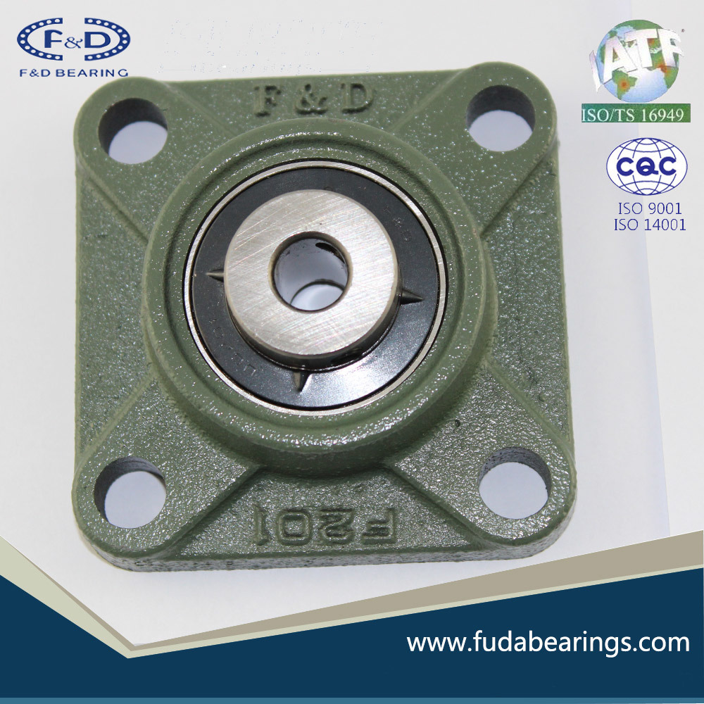 Pillow Block Bearing UCF201 China Professsional Manufaturer Chrome Steel Bearing