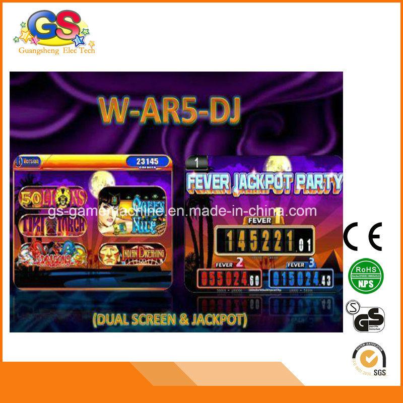 Gambling Arcade Jamma Multi PCB Game Board Cable Harness Machine for Sale