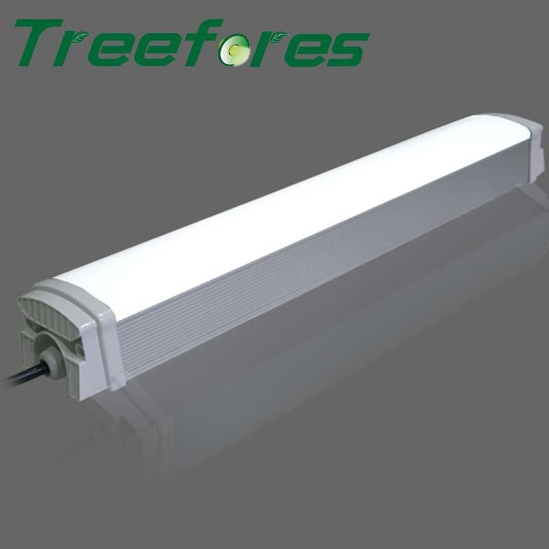 100W 8FT 2.4m LED Linear Lighting Lamp IP65 High Bay Light