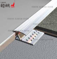 Aluminum Carpet Profile Z Edge Carpet Trim