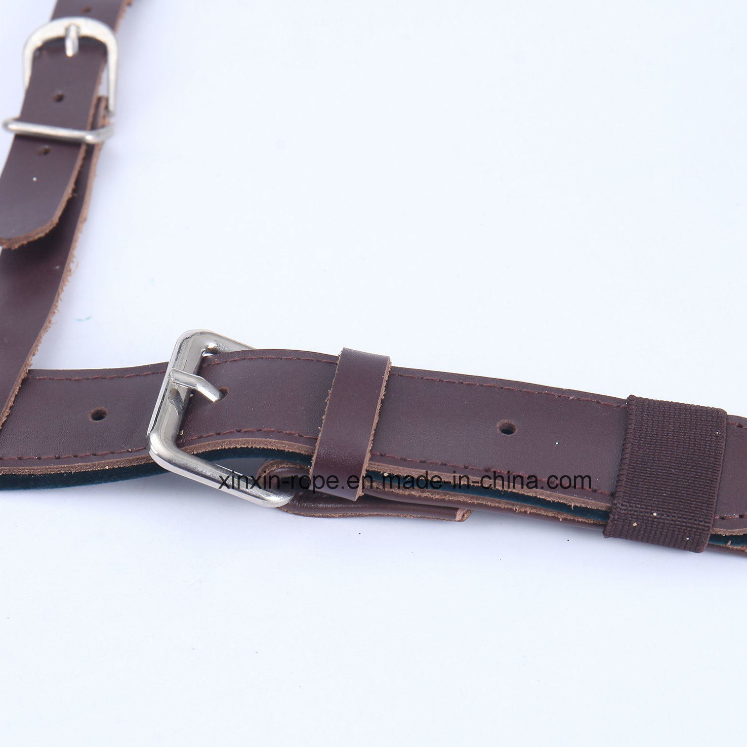 Real Leather Fashion Velvet Belt High Quality for Guitar