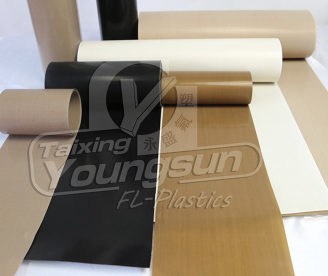 Taconic Industrial PTFE Fiberglass Fabric in Competitive Price