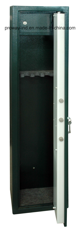5-7 Rifle Steel Gun Safe with Ammo Box