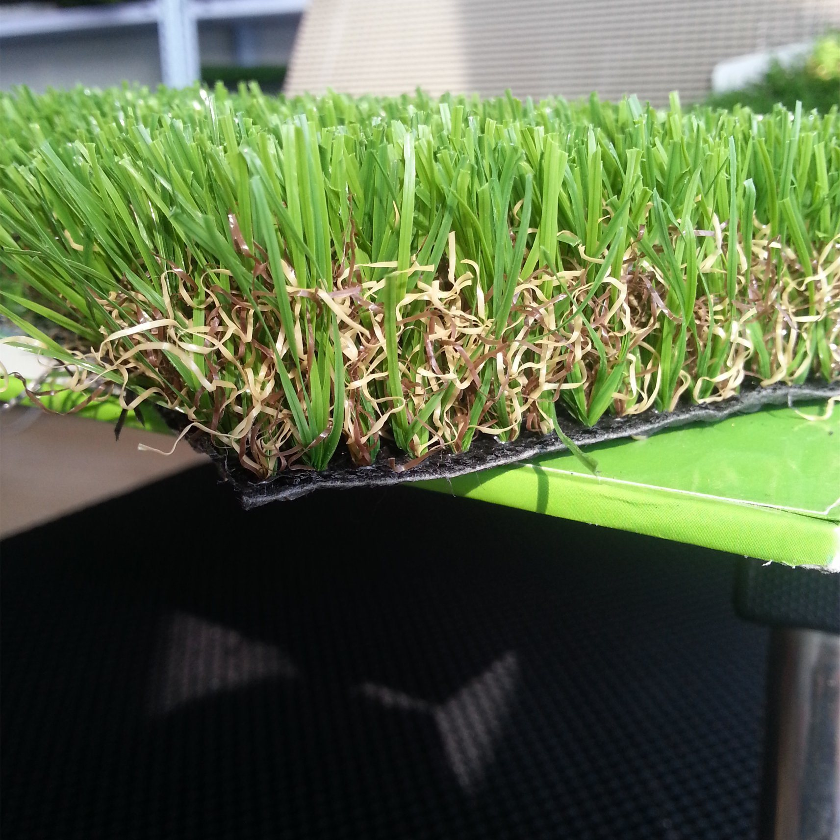 China High Quality4 Colours Artificial Natural Landcaping Grass