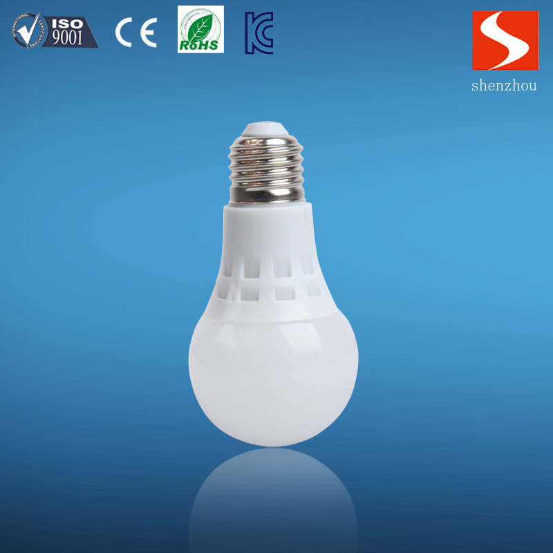 LED Light A60 12W E27 Alum+PBT Bulbs