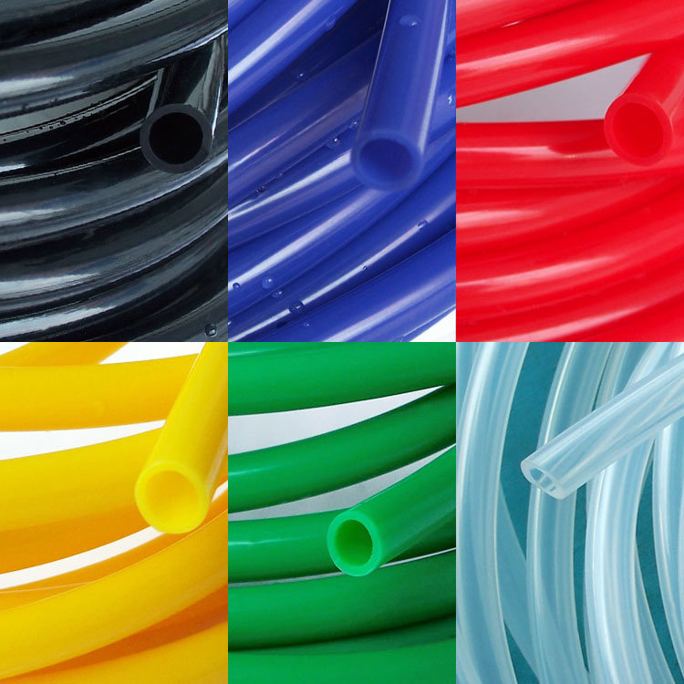 Colored Food Grade Siliconerubber Tube/Silicone Pipe/Silicone Hose