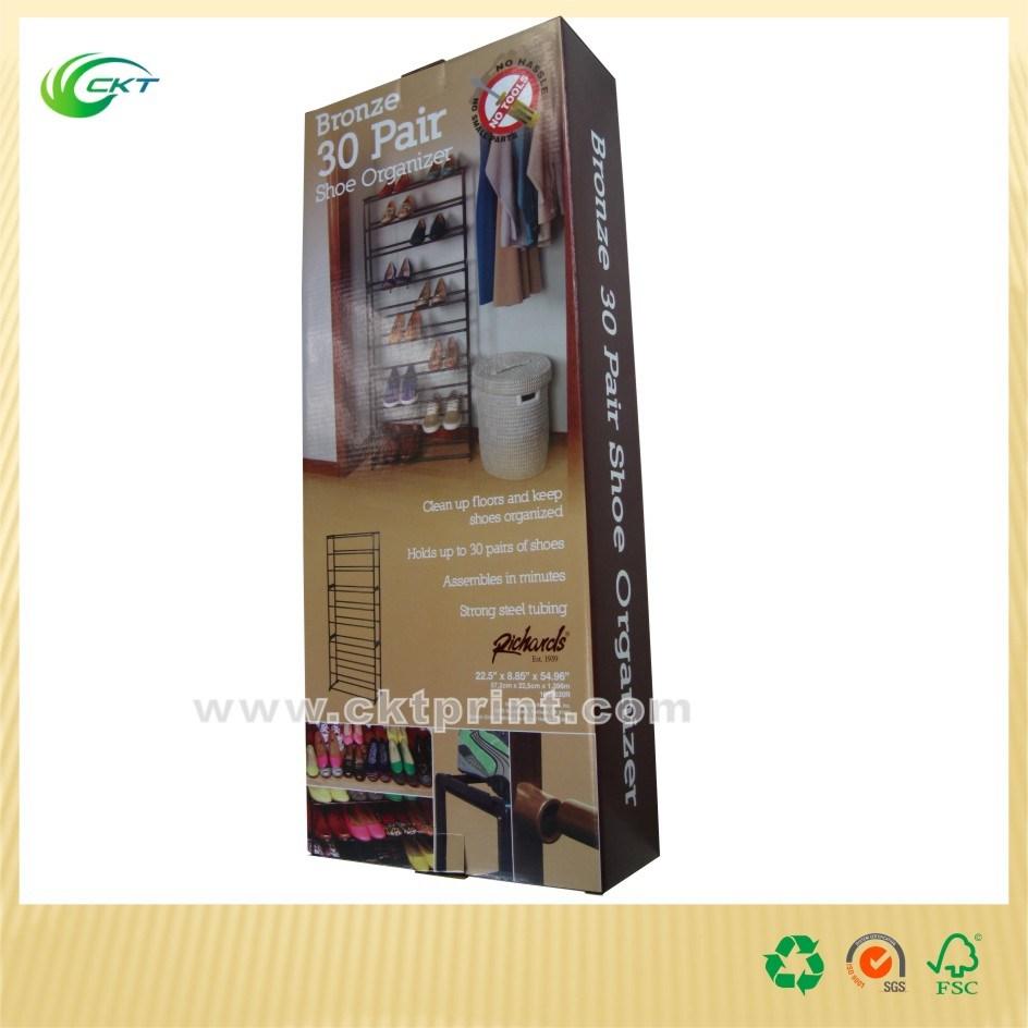 Custom Corrugated Box with Cmyk Printing with Glossy Lamination (CKT-CB-1011)