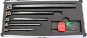 Cutoutil Cut-off Grooving Tools Set