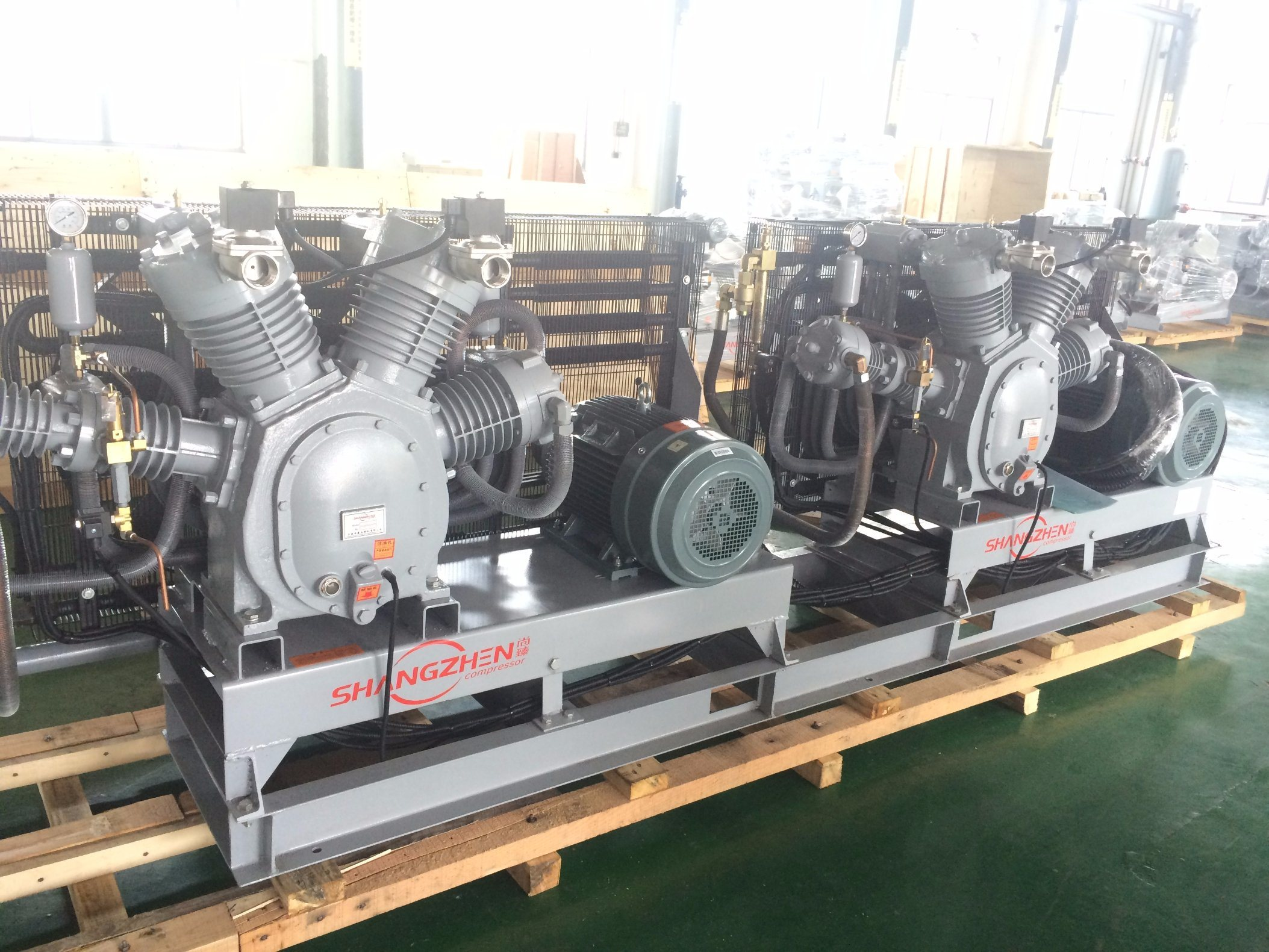 High Pressure Air Compressor for Pet Blow Molding Machine Compressor/Beverage Air Compressor