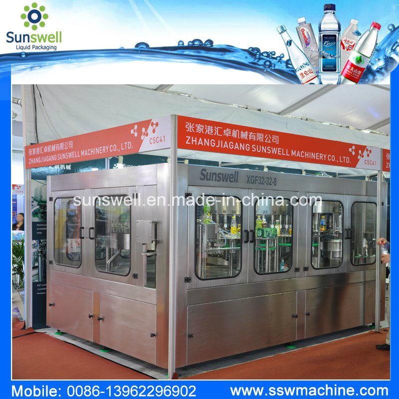 Monoblock Drinking Water Filling Machine