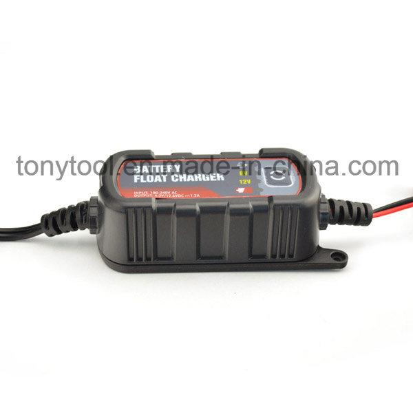 1.2A 6V/12V Battery Float Charger