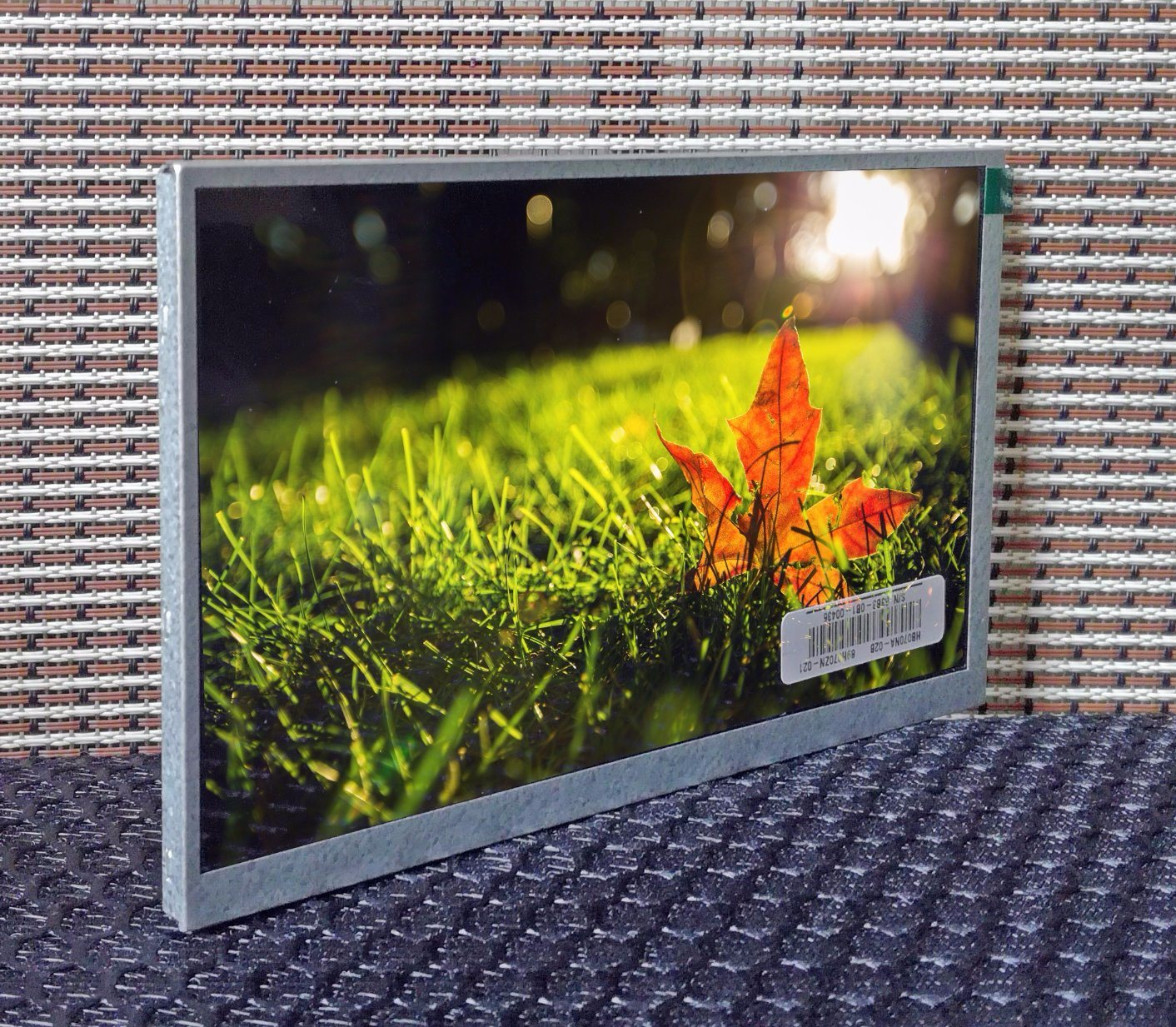 7 Inch TFT LCD Module Display 800X480 Touch Screen X056