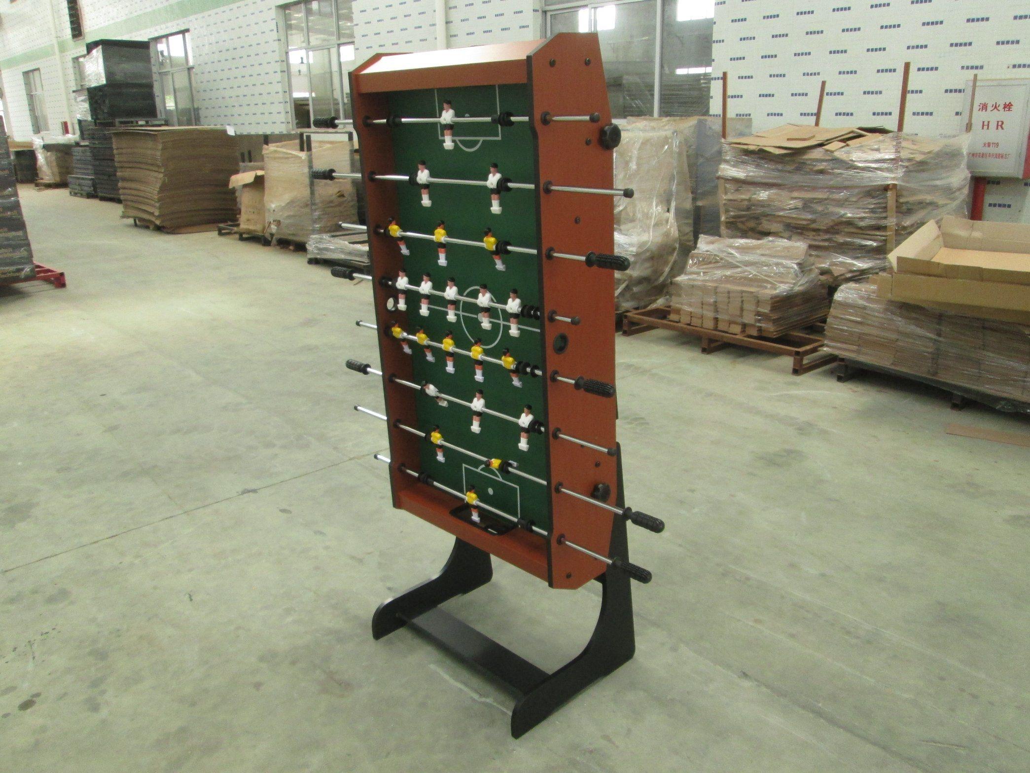 Folding Soccer Game Table