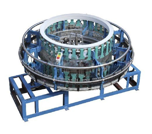 High Speed Plastic Circular Loom for PP Woven Bag (SL-SC-4/750)