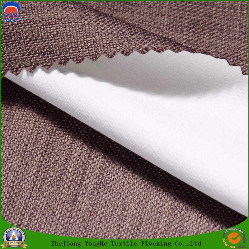 Home Textile Waterproof Fr Blackout Woven Polyester Curtain Fabric