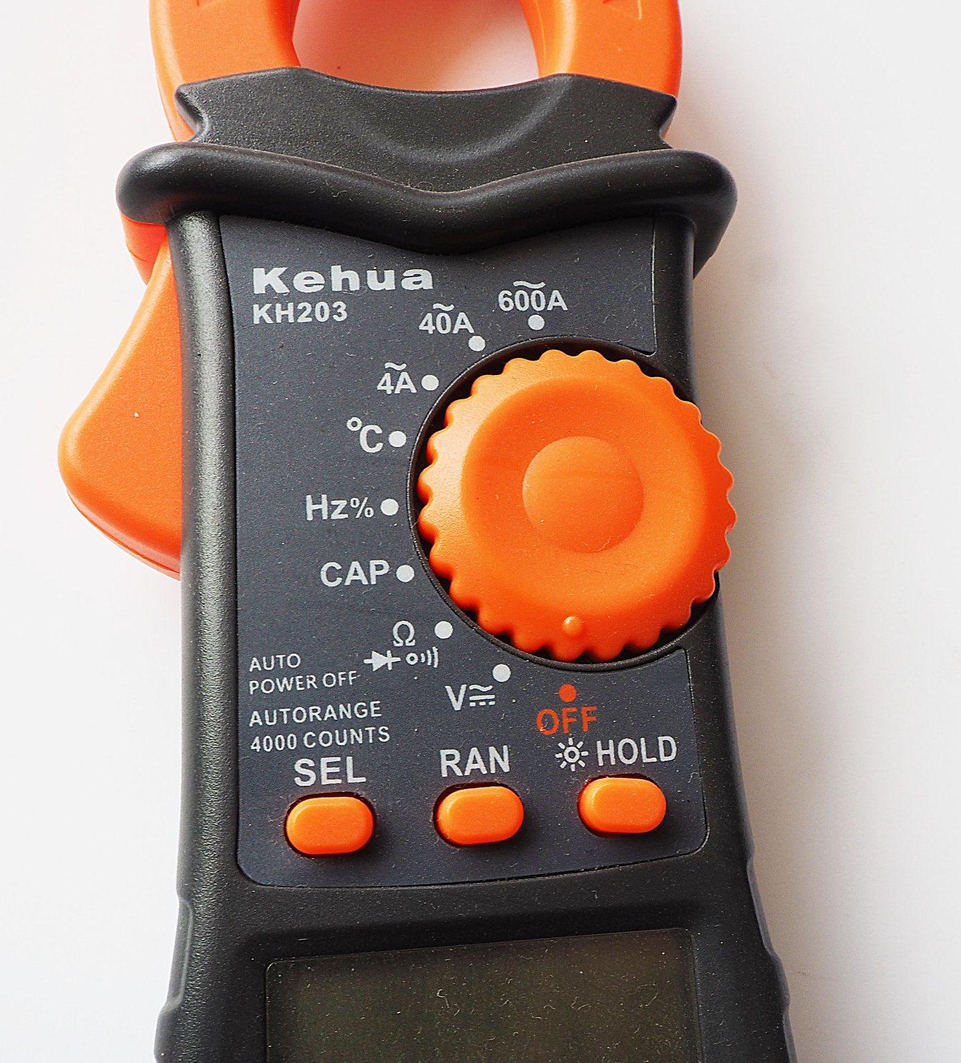 Digital Clamp Meter (KH203)