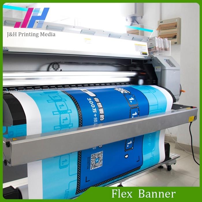 Matte Frontlit Flex Banner 400g