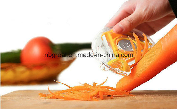 3 in 1 Stainless Steel Vegetable Peeler, Potato Peeler