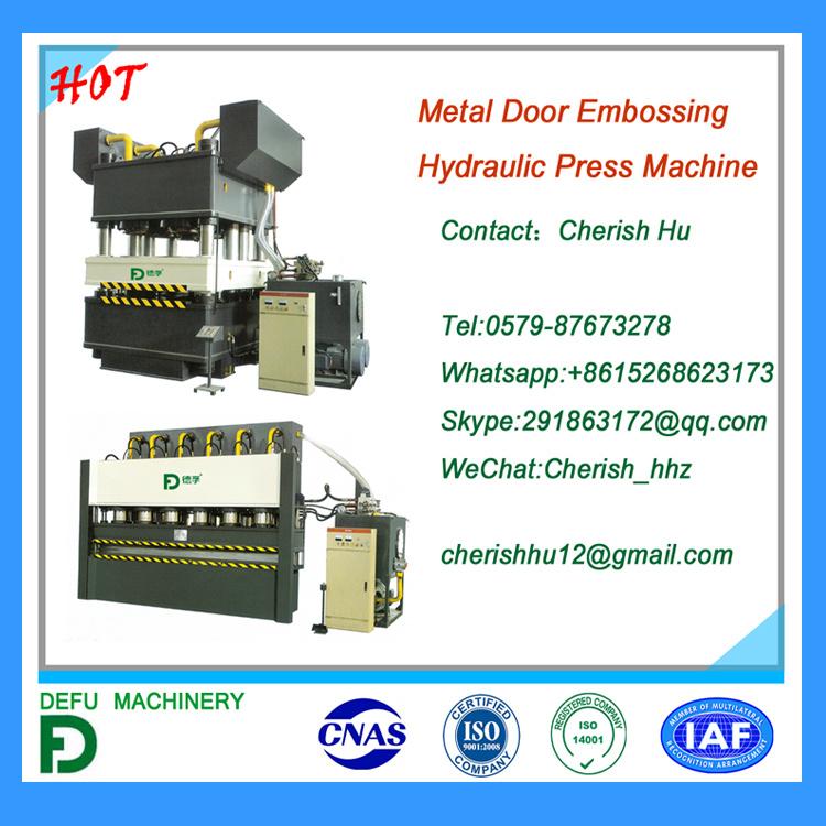 3000t Hydraulic Press Machine