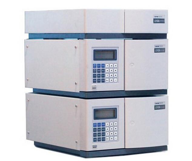 HPLC (pumps+detector+injector+column)
