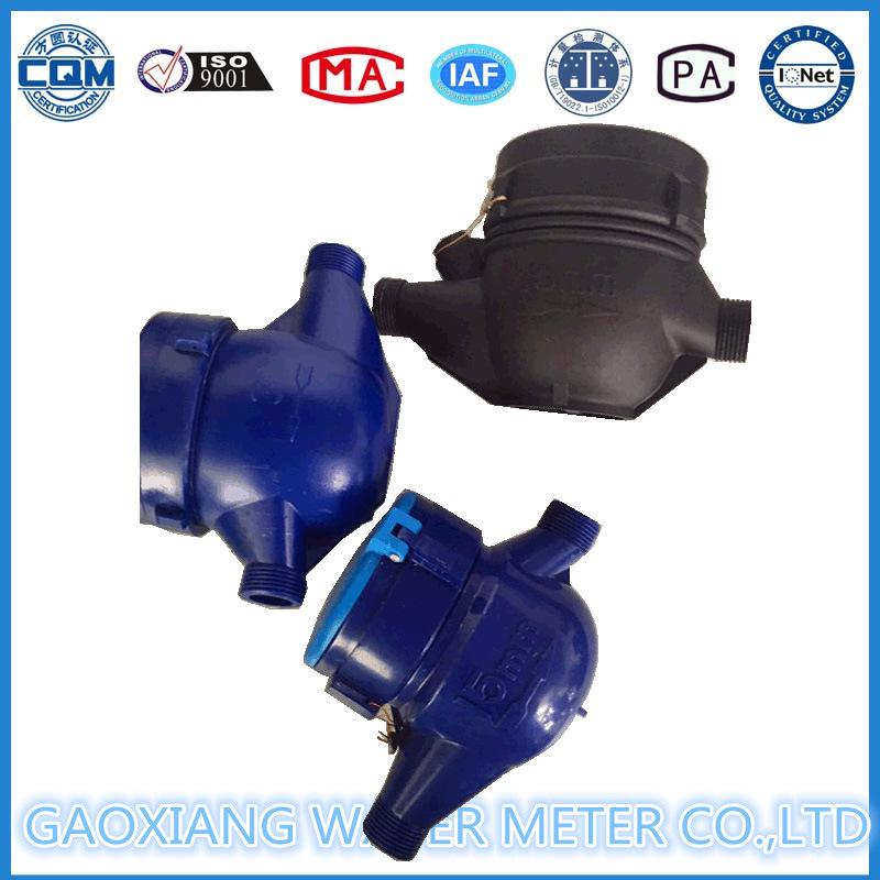 ISO4064 Multi Mechanical Water Meter of Dry Dial Cold Water Meter