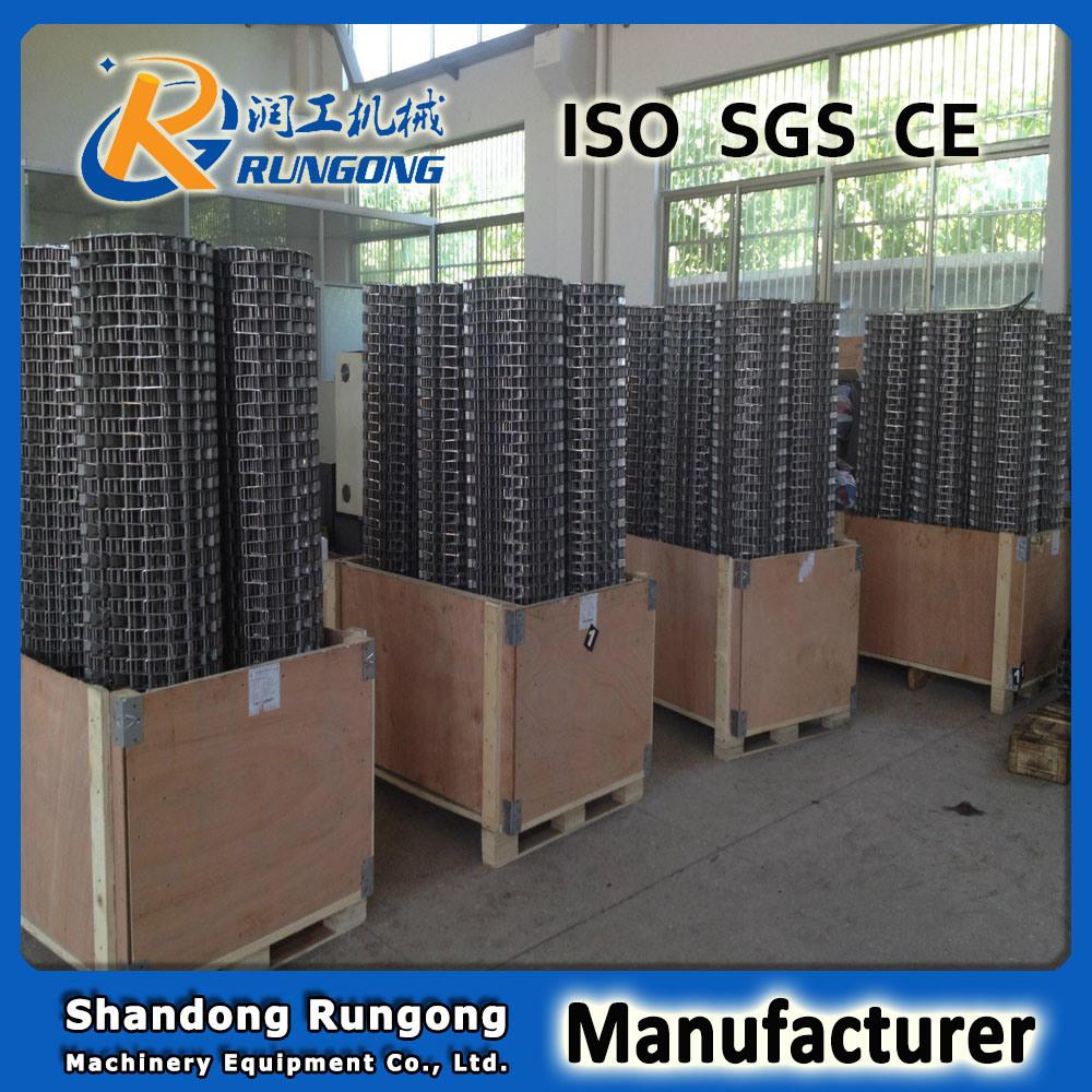 Stainless Steel Great Wall Conveyor Belt