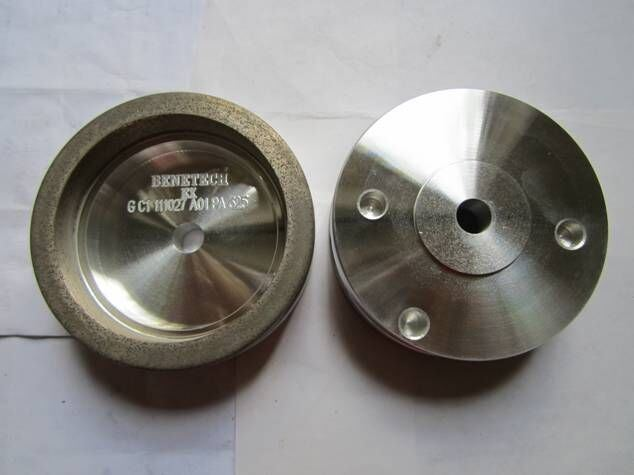 Good Price Glass Diamond Wheel (Full Segemated)