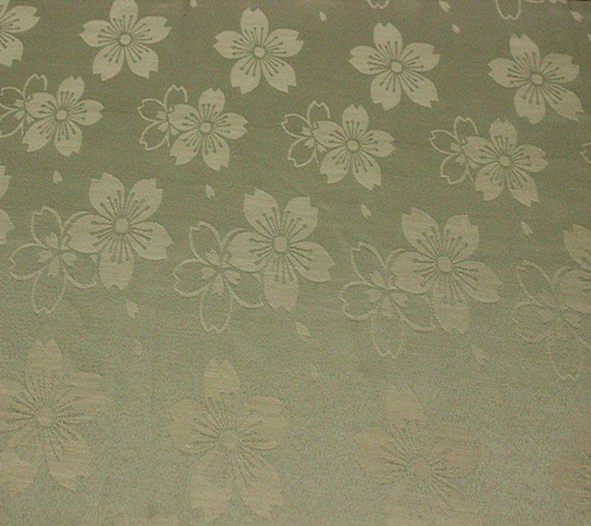 Window Upholstery Jacquard Polyester Curtain Decorative Fabric
